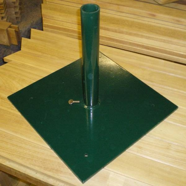 Heavy Duty Steel Parasol Base