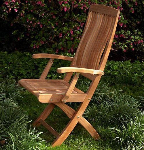 Wynyard Folding Chair