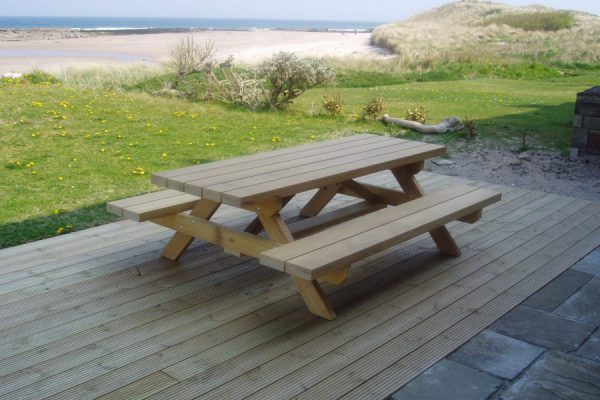 Olympic Picnic Table